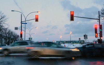 Los factores de riesgo en los desplazamientos al trabajo